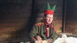 Niilas Somby - Yoiking the Saamiland