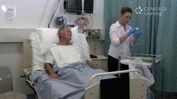 Nasogastric tube insertion