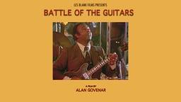 "Battle of the Guitars - The Influence of Blues Musician Aaron ""T-Bone"" Walker"