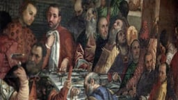 The Marriage at Cana (1562-63) - Paolo Veronese