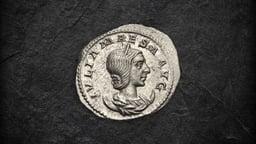 Julia Maesa Controls an Unusual Emperor