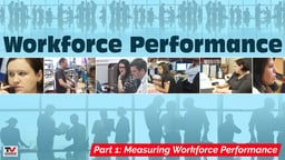 Measuring Workforce Performance