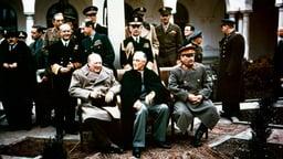 Soviet Push to Berlin and Yalta Power Play