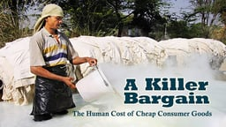 A Killer Bargain - The Human Cost of Cheap Consumer Goods