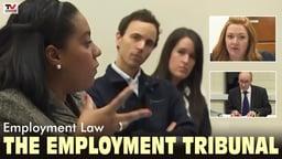 Employment Law, The Employment Tribunal (UK)