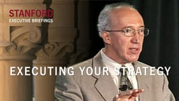 Executing Your Strategy - How to Break It Down and Get It Done by Raymond Levitt