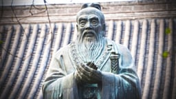 Confucius and the Greek Philosophers