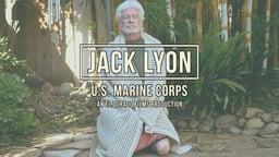 Veteran Documentary Corps: Jack Lyon
