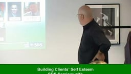 Building Clients' Self Esteem, vol. 1 - Innovative, research based approach to building client self esteem