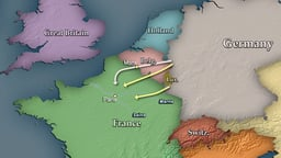 1914 Marne—Paris Is Saved