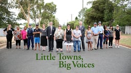 Little Town Big Voices - Domestic Abuse in NSW