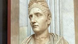 Plotina Advises Emperor Trajan