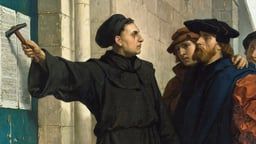 The Protestant Reformation - 1500 - 22