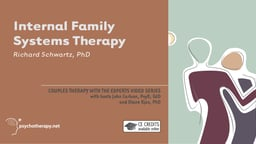 Internal Family Systems Therapy - With Richard Schwartz