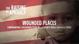 Wounded Places - Confronting Childhood PTSD in America's Shell-Shocked Cities