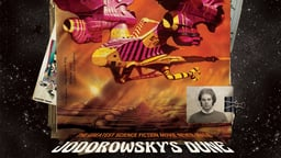 """Jodorowsky's Dune - A Cult Film Director's Ambitious but Ultimately Doomed Film Adaptation of """"Dune"""""""