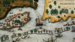 Turbulent Virginia: Pirate Base...Royal Colony
