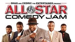 Shaq & Cedric the Entertainer Present: All Star Comedy Jam