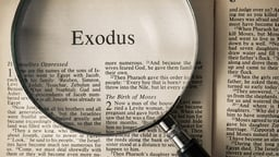 The Exodus - Did It Happen?