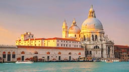 Along the Giudecca and Grand Canals