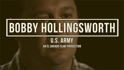 Veteran Documentary Corps: Bobby Hollingsworth