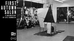 First Leipzig Autumn Salon - A Secret East German Art Exhibition