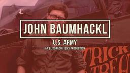 Veteran Documentary Corps: John Baumhackl