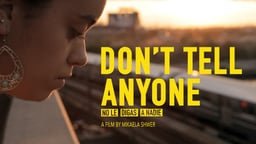 Don't Tell Anyone - No Le Digas a Nadie