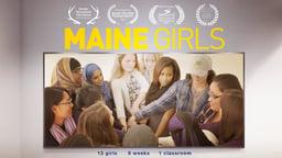 Maine Girls - Teens Bridge Ethnic & Cultural Divides