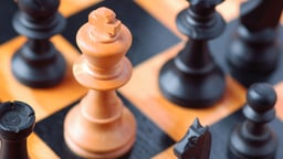 Chess Combinations and Kings in Check