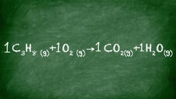 Chemical Accounting: Stoichiometry