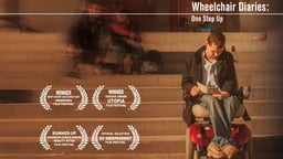 Wheelchair Diaries: One Step Up - Audio Description - An Exploration of the Lack of Handicapped Accessibility in Europe