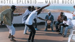 Hotel Splendid - How an Italian Hotel Became Home for African Refugees