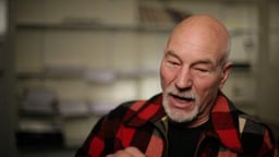 Interview with Patrick Stewart (Macbeth)