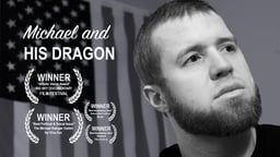 Michael & His Dragon - A U.S. Marine's Battle with PTSD