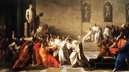 The Death of the Roman Republic