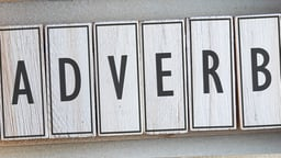Only Adverbs
