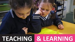 Teaching & Learning: Teaching Numeracy