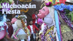 Michoacán Fiesta