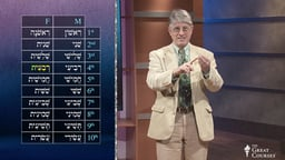 Counting in Hebrew