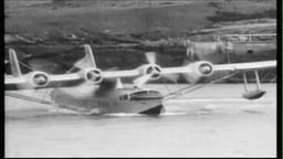 Seaplanes Cross the Oceans