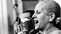 Evita - The Life of Eva Perón