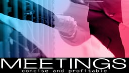 Business Management & HR Training Meetings Concise and Profitable