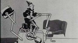 Cartoon Factory (1927)--Max Fleischer