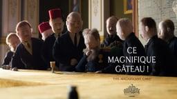 This Magnificent Cake! - Ce magnifique gâteau!