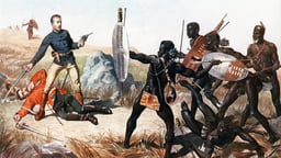 Isandlwana: 25,000 Zulus Undetected—1879