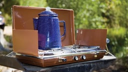 Outdoor Kitchen Setup and Safety