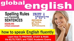 Global English Course 1 Lesson 5: Learn English as a Second Language