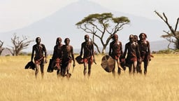 Masai - The Rain Warriors