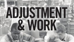 Adjustment & Work - Sensory Impaired Adults in the Workforce